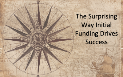 The Surprising Way Initial Funding Drives Success